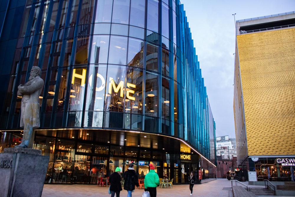 Week-end à Manchester : quartiers, visites & adresses - HOME