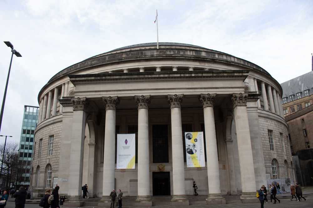 Week-end à Manchester : quartiers, visites & adresses - National Library