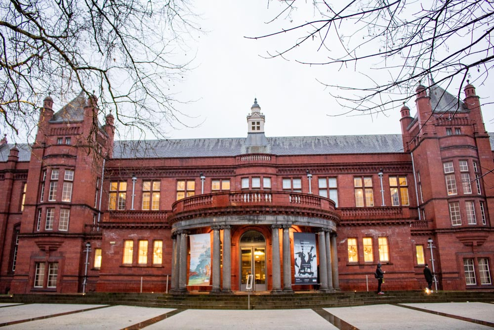 Week-end à Manchester : quartiers, visites & adresses - Whitworth Art Gallery
