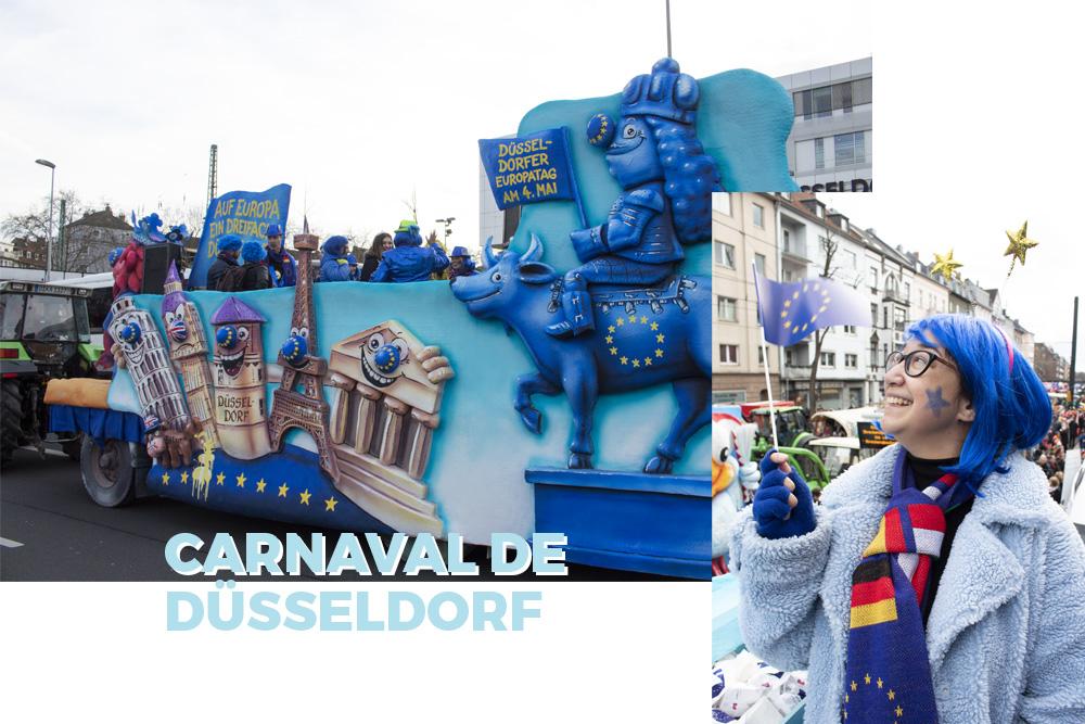 Lama Diaries #33 Mars 2019 - Carnaval de Düsseldorf