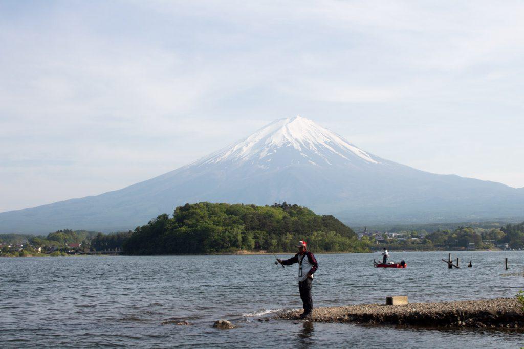 50 souvenirs du Japon - Se promener le long du Mont Fuji