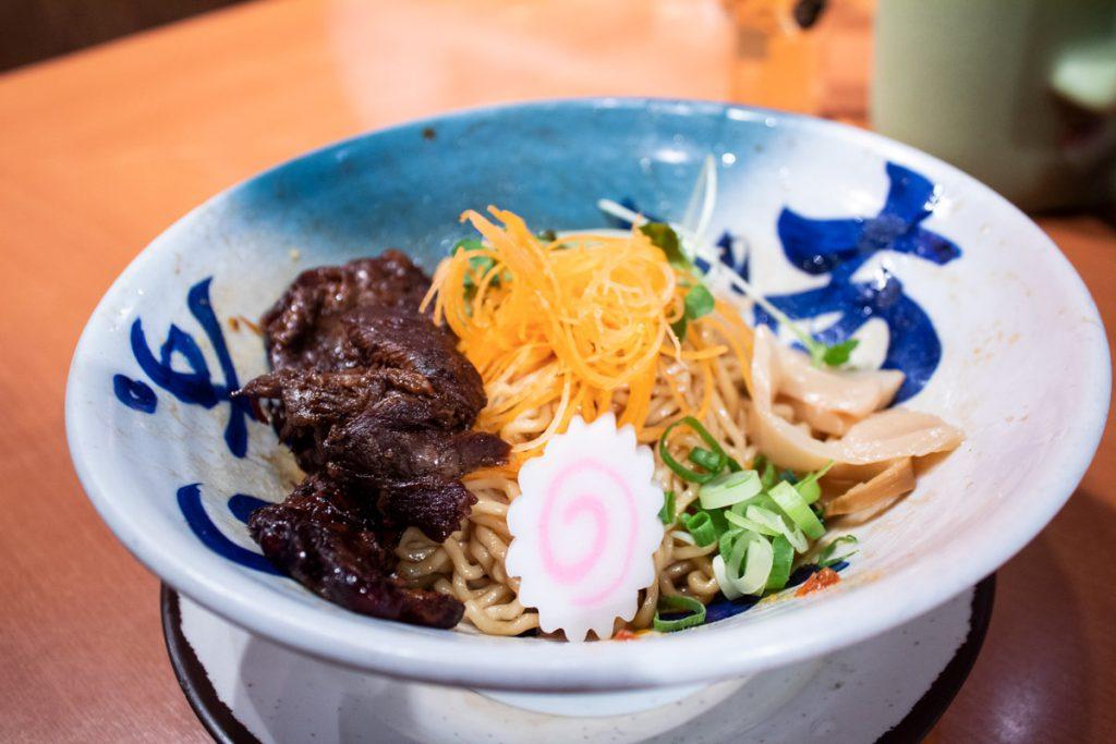 50 souvenirs du Japon - Manger des ramen