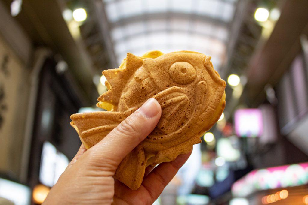 50 souvenirs du Japon - Taiyaki Magicarpe