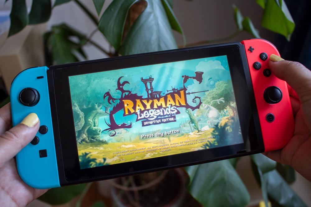Lama Diaries 34 - Favoris du mois de juin et juillet - Rayman Legends sur Nintendo Switch