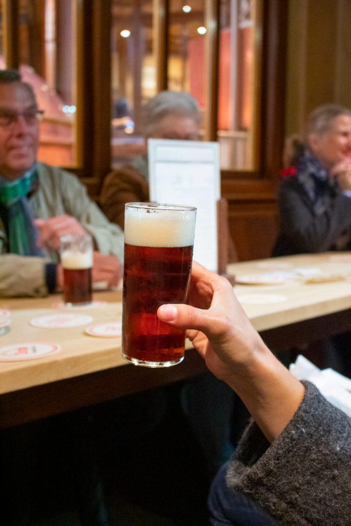 Visite culinaire de Düsseldorf - Altbier