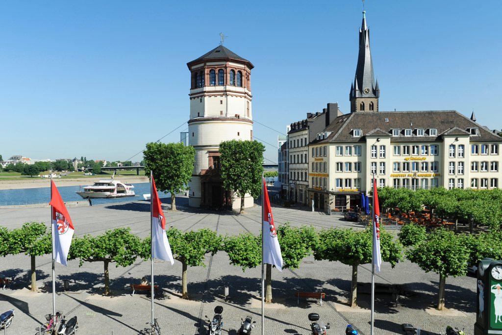 Visiter Düsseldorf - Altstadt (©Düsseldorf Tourismus GmbH)