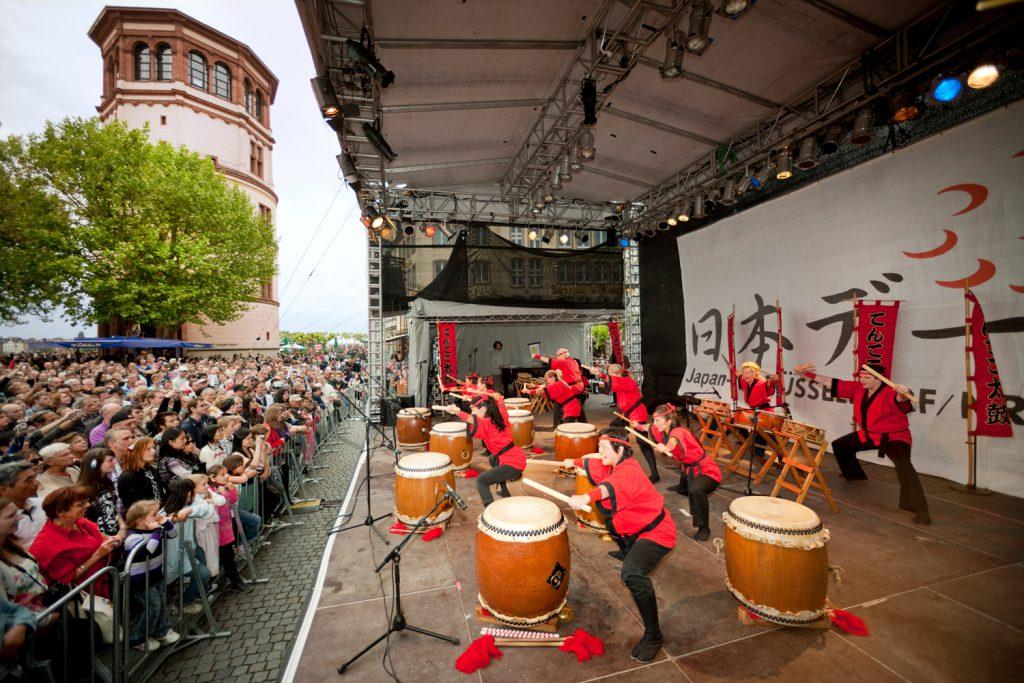 Visiter Düsseldorf et ses musées - Japantag (©Düsseldorf Tourismus GmbH)