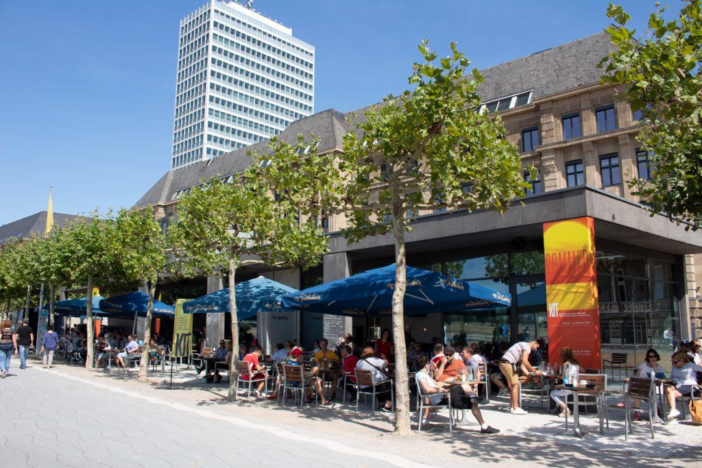 Visiter Düsseldorf et ses musées - KIT bar