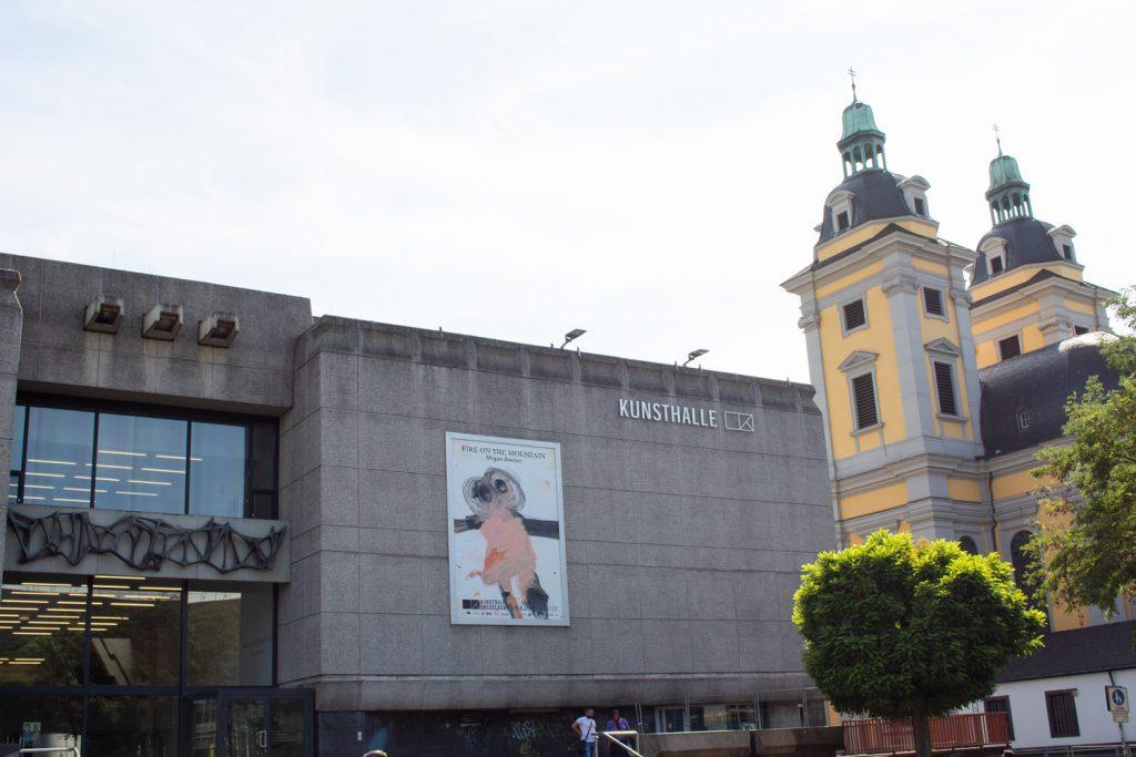 Visiter Düsseldorf et ses musées - Kunsthalle Düsseldorf