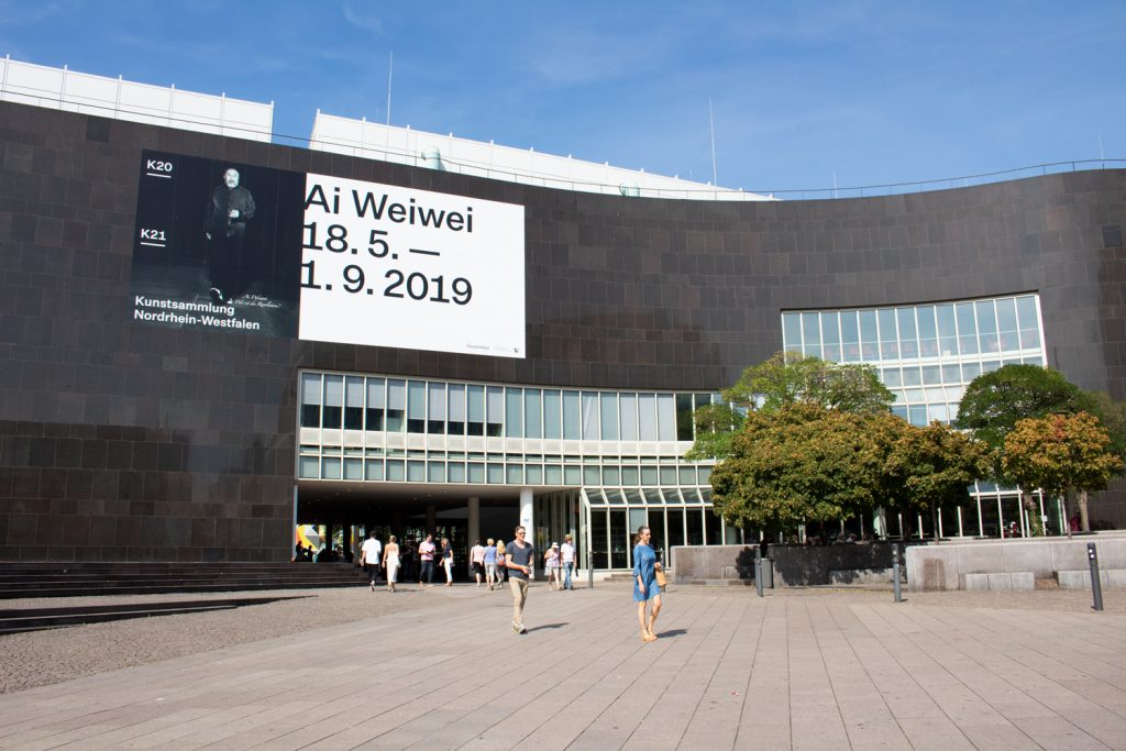 Visiter Düsseldorf et ses musées - K20
