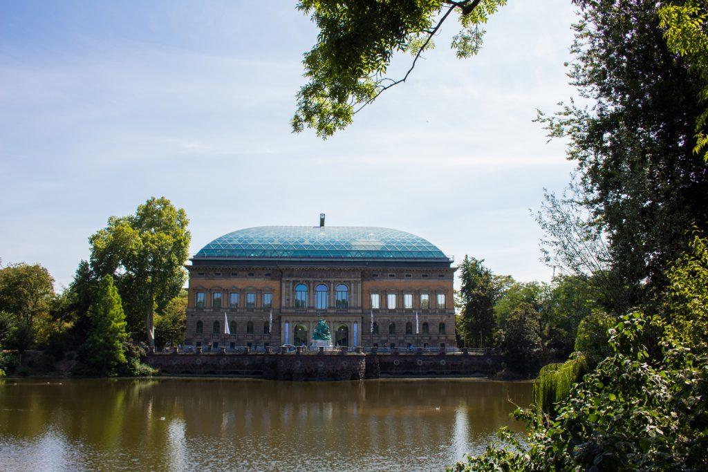 Visiter Düsseldorf et ses musées - K21