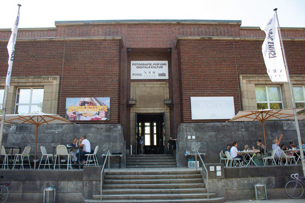 Visiter Düsseldorf et ses musées - NRW Forum
