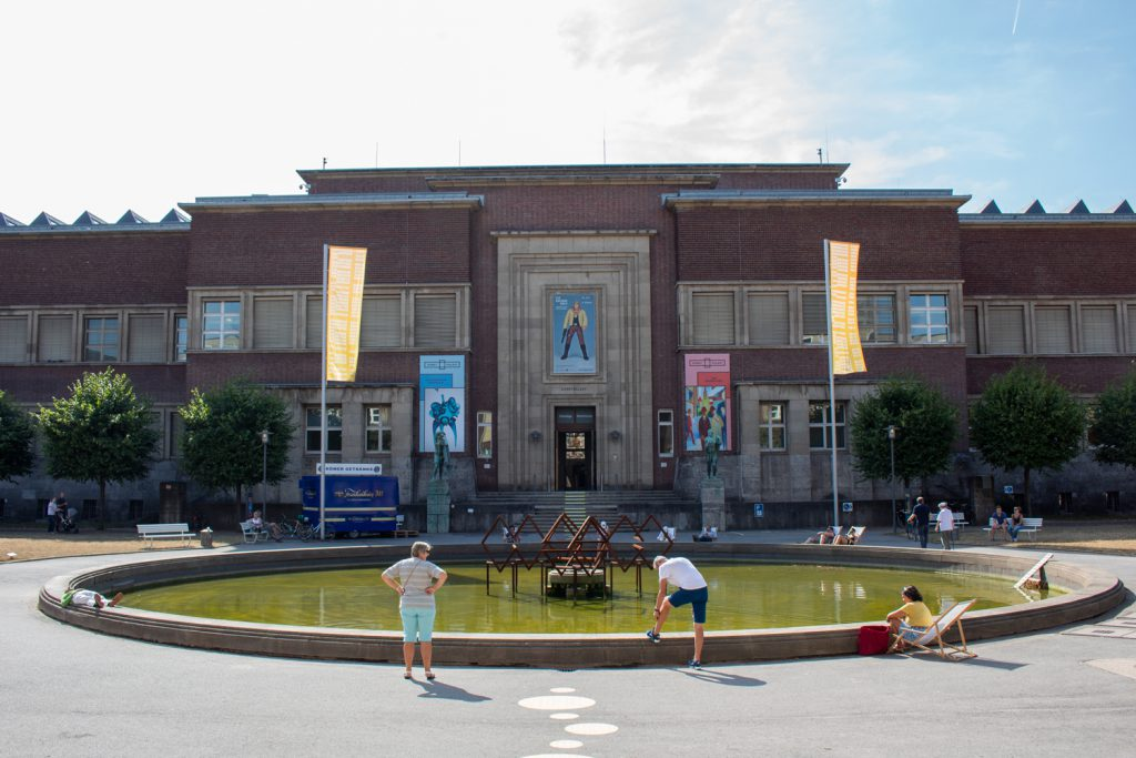 Visiter Düsseldorf et ses musées - Kunstpalast