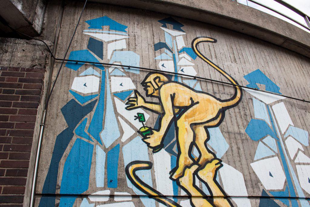 Visiter Düsseldorf et ses musées - Street-art