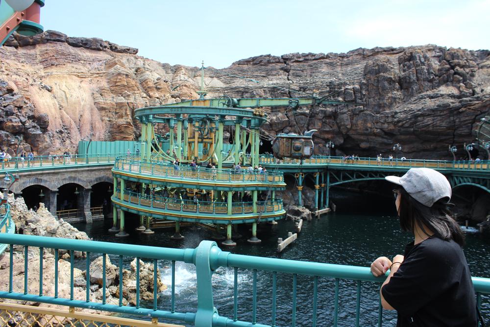 Visiter Tokyo DisneySea - 20000 lieux sous les mers