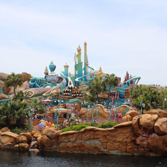 Visiter Tokyo DisneySea