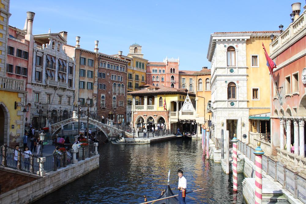 Visiter Tokyo DisneySea - Italy