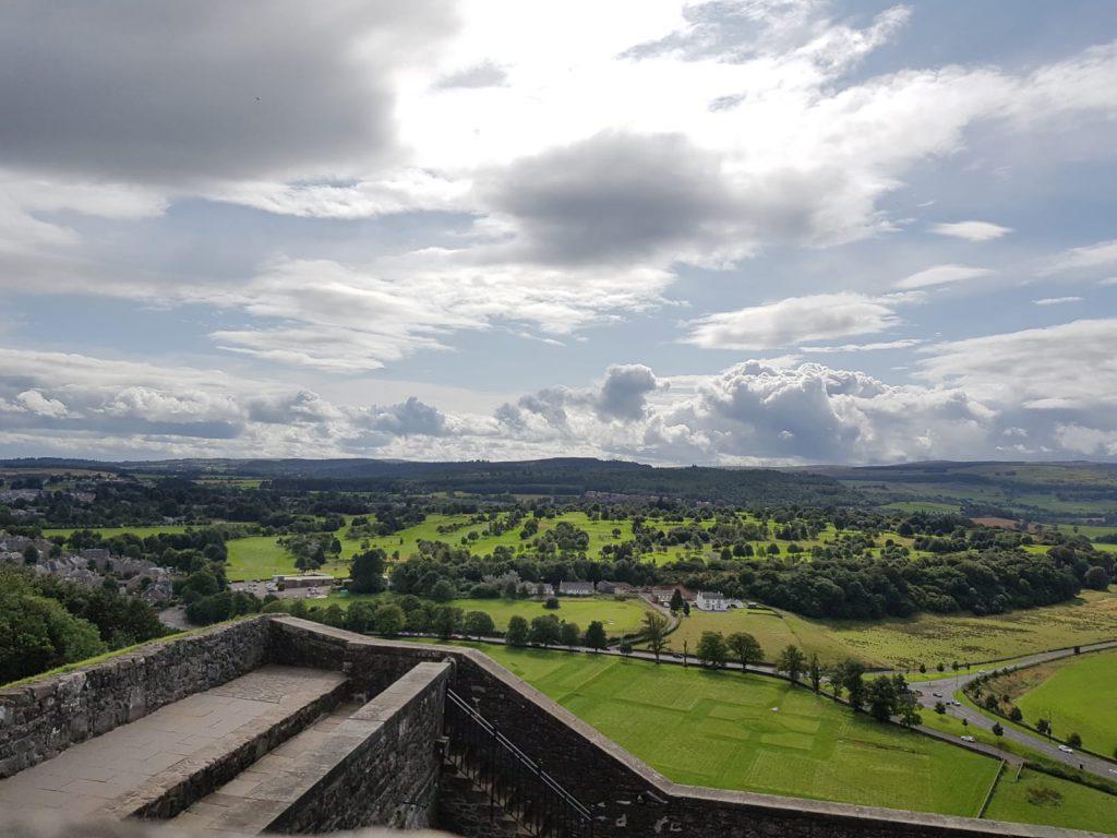 Lama Diaries #35 - Août 2019 - Stirling et son château