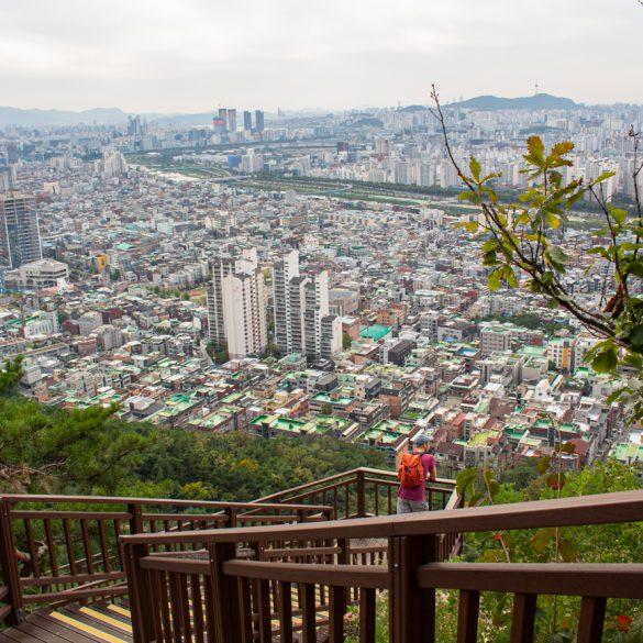Seoul Jungnang Trail
