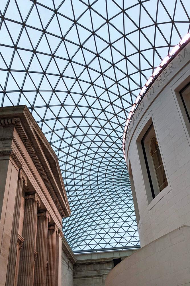 Voyage solo à Londres - British Museum