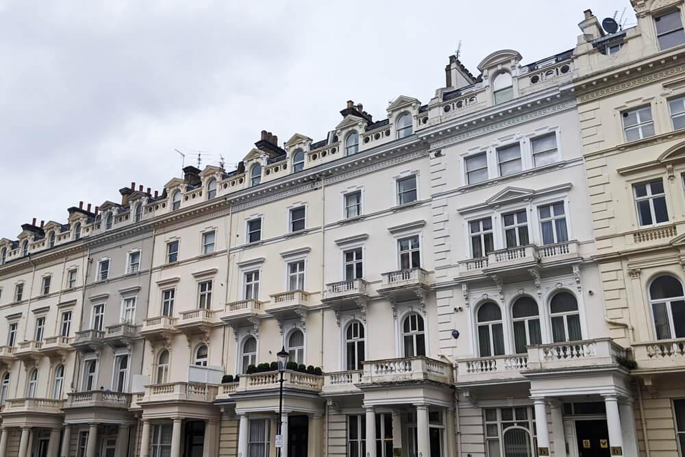 Voyage solo à Londres - Architecture