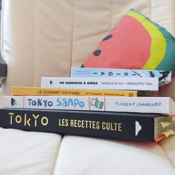 Sélection de lectures sur le Japon