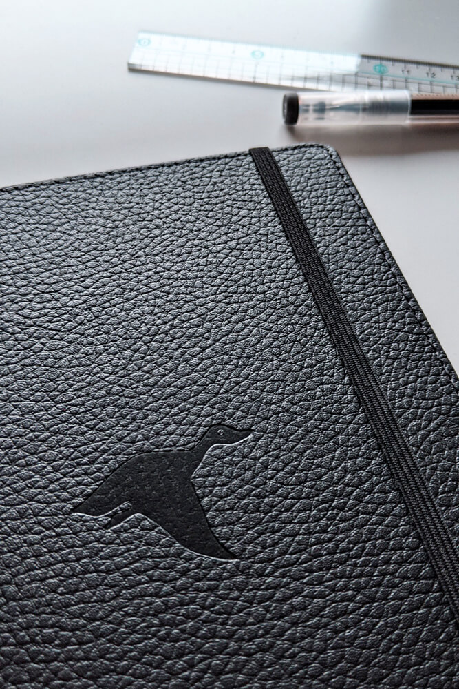 Bullet Journal - Mon avis sur les carnets Dingbats Wildlife - Couverture avant