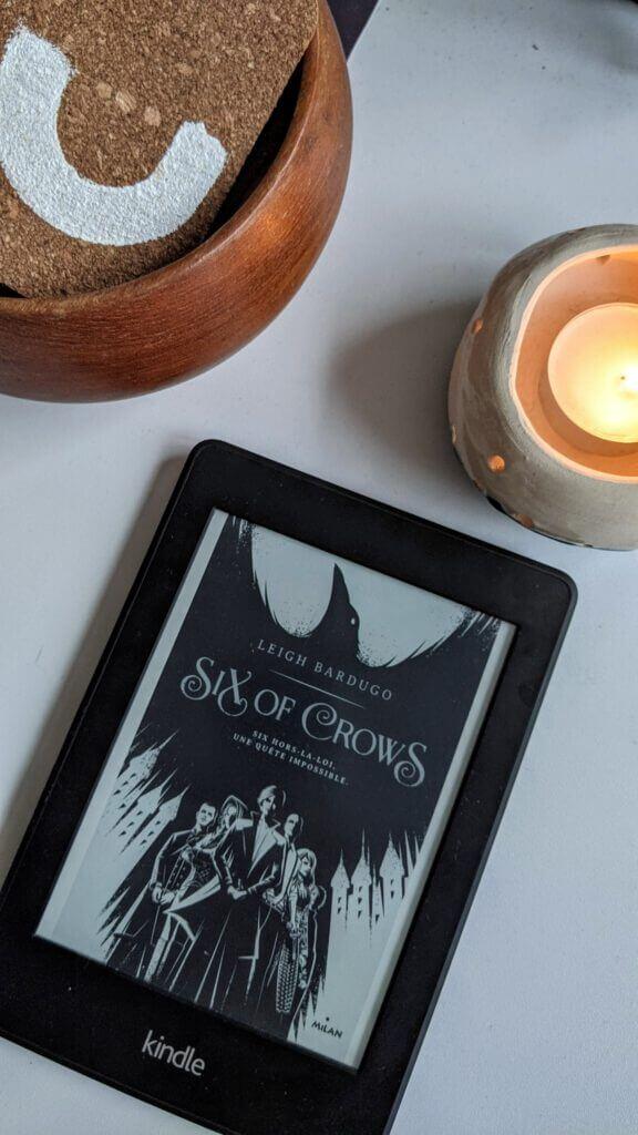 Lectures préférées de 2020 - Six of Crows de Leigh Bardugo
