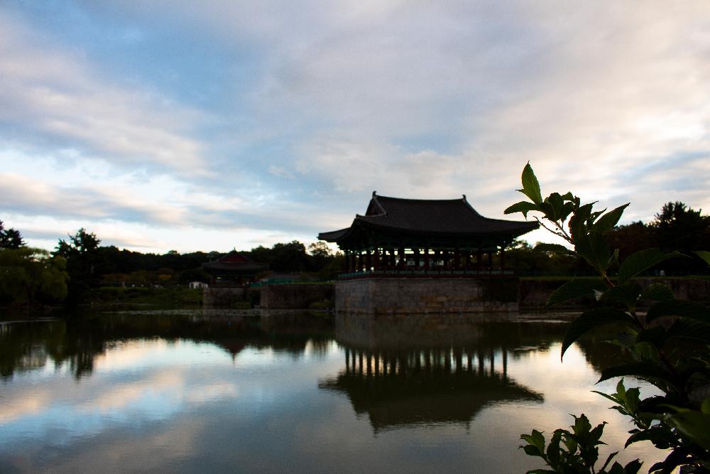Une journée à Gyeongju en Corée du Sud - Donggung Palace