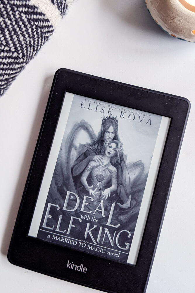 Dernières lectures - A deal with the Elf King de Elise Kova