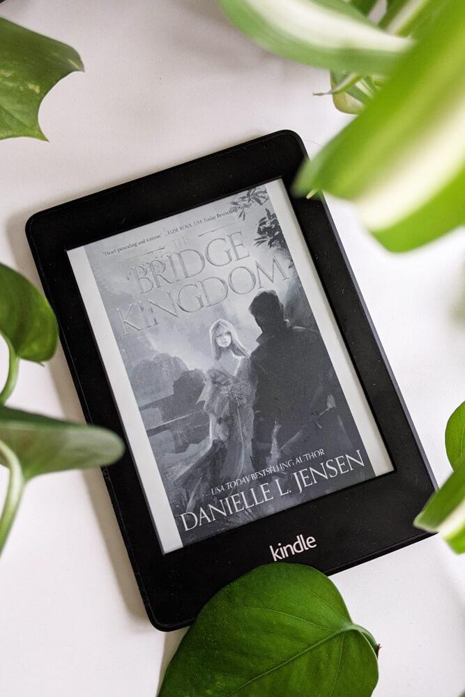 Dernières lectures - The Bridge Kingdom de Danielle L Jensen