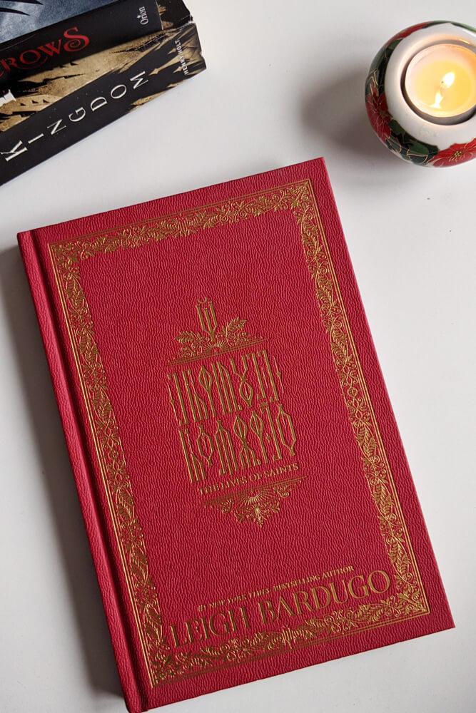 Dernières lectures - The Lives of Saints de Leigh Bardugo