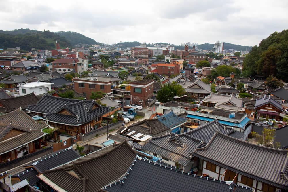 Visiter Jeonju en 24 heures - Guide - Jeonju Hanok Village