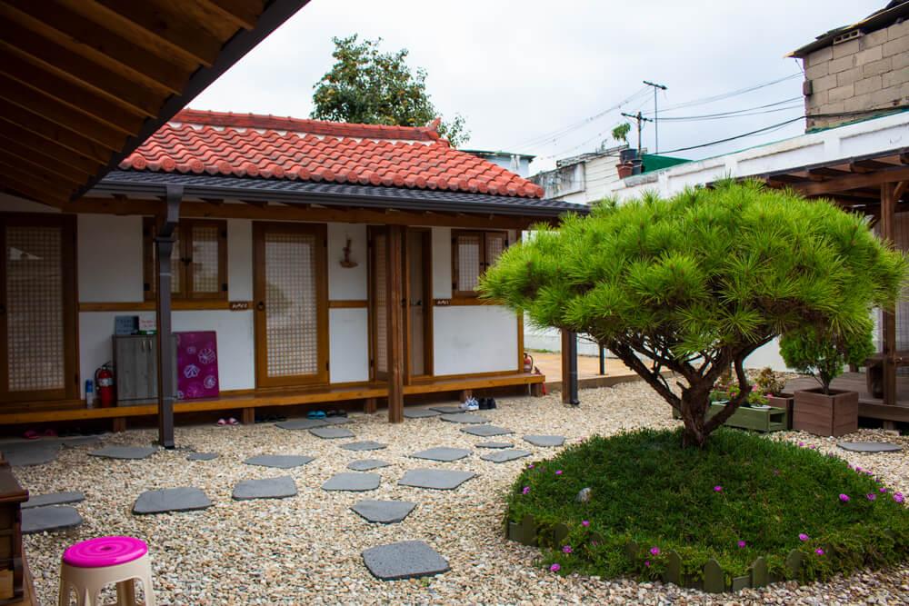 Visiter Jeonju en 24 heures - Guide - Hanok