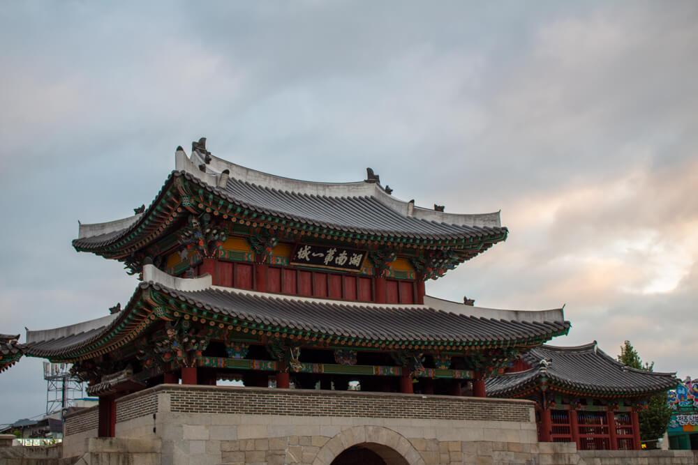 Visiter Jeonju en 24 heures - Guide - Pungnam Gate